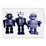 carte bleue de robots