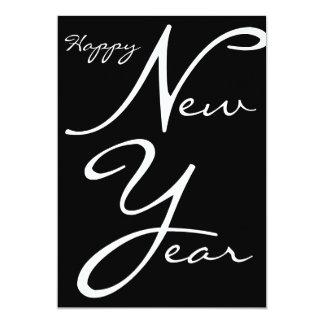 Carte bonne année 2018 de ~