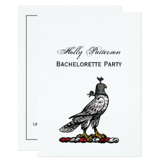 Carte Capot de port C de casque de faucon héraldique de