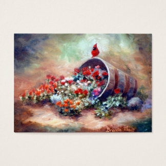 Carte cardinale de débordement d'art