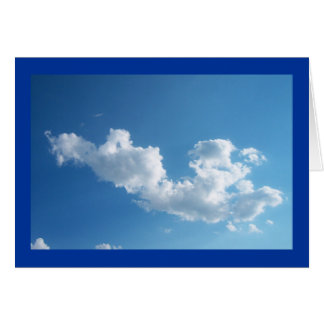 Carte compatissante de nuage