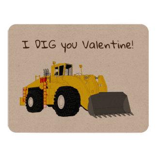 Carte Construction Valentine