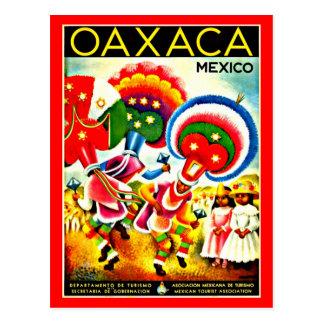 Carte-Cru Voyage-Oaxaca Carte Postale