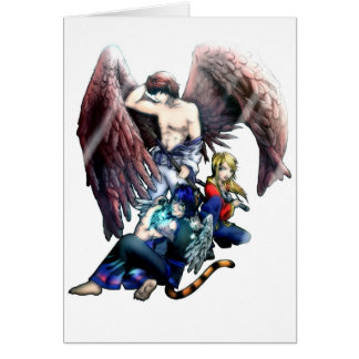 Carte d'ailes