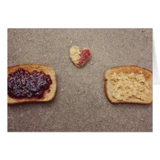 carte d'amour de pb&j