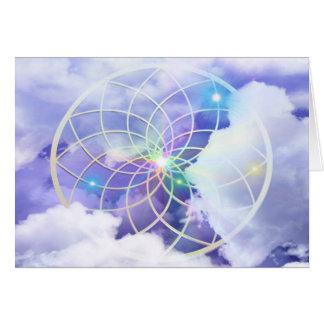 Carte d'Anishinabek Dreamcatcher