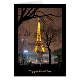 cartes de v ux anniversaire paris personnalis es. Black Bedroom Furniture Sets. Home Design Ideas