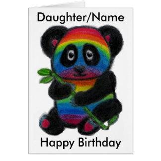 Carte d'anniversaire d'amie de nièce de