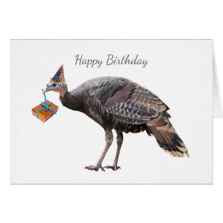 Carte d'anniversaire de la Turquie