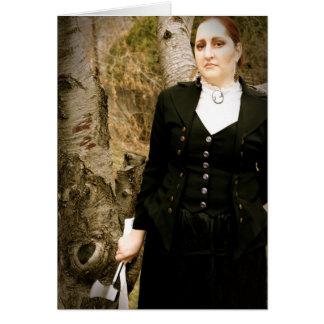 Carte d'anniversaire de Lizzie Borden