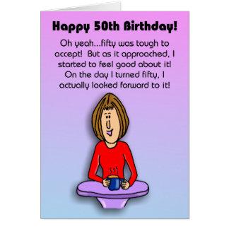 Carte d'anniversaire drôle :  Célébration du