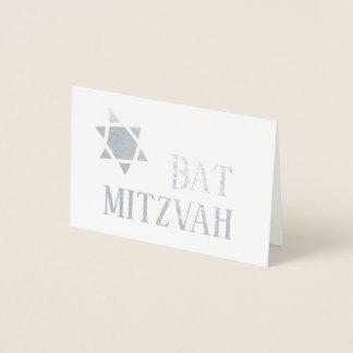 Carte de bat mitzvah