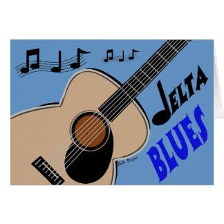 Carte de bleus de delta