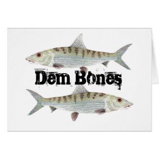 Carte de Bonefish
