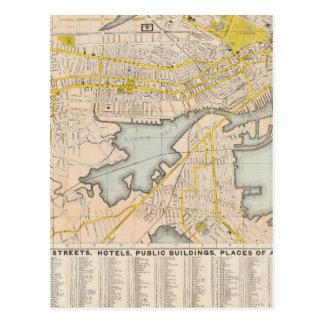 Carte de Boston