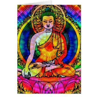 Carte de Bouddha