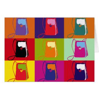 Carte de bourse d'art de bruit