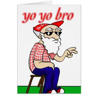 Carte de Bro de yo-yo