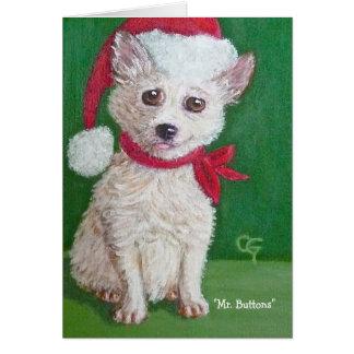 Carte de cadeau de M. Buttons II