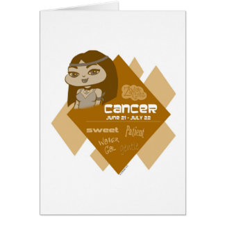 Carte de Cancer