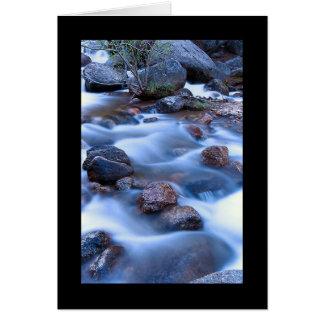 Carte de cascade du Colorado
