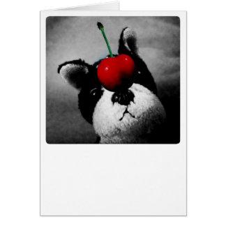 Carte de cerise
