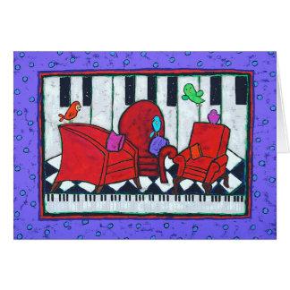 Carte de chaises musicales