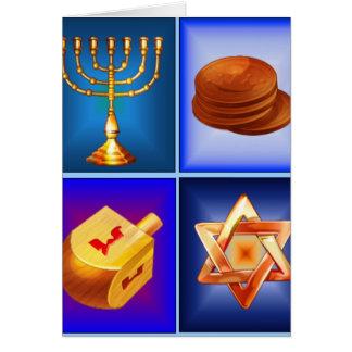 Carte de Chanukah