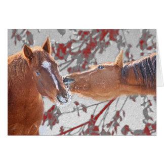 Carte de cheval