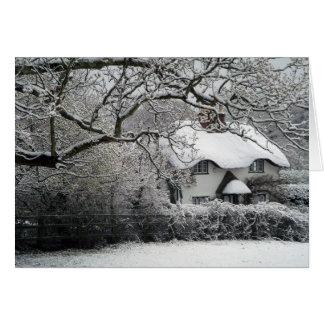 Carte de cottage de Milou