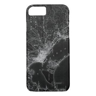 Carte de cru de San Diego Coque iPhone 7