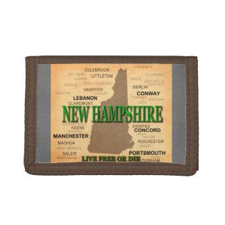 Carte de cru du New Hampshire