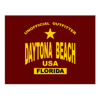 Carte de Daytona Beach