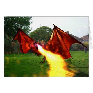 Carte de dragon