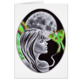 Carte de fée de Luna