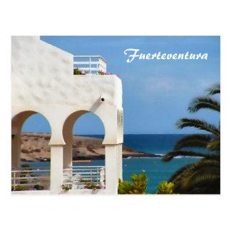 Carte de Fuerteventura