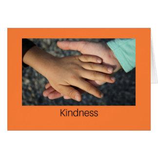 Carte de gentillesse