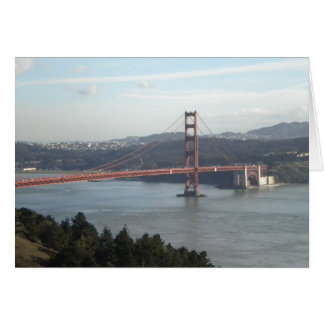 Carte de Golden Gate
