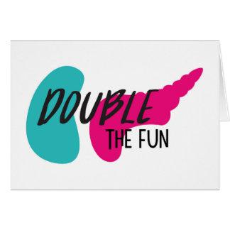 Carte de greffe de SPK - le double l'amusement