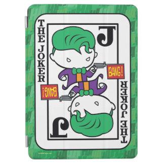 Carte de jeu de joker de Chibi Protection iPad Air