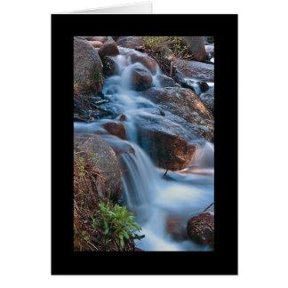 Carte de la cascade 2 du Colorado