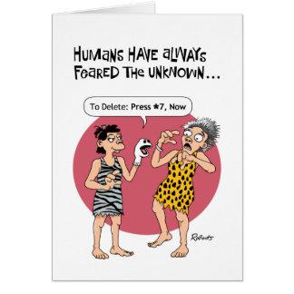 Carte de la retraite des femmes drôles