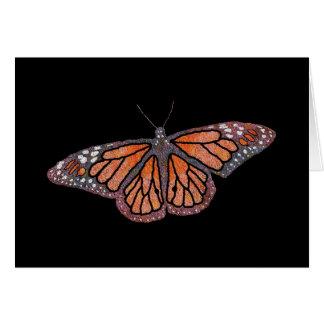 Carte de l'image 1 de papillon de monarque