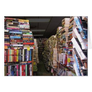 Carte de livres