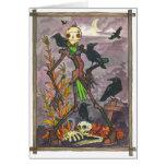 """Carte de """"M. Ravenfright"""""""
