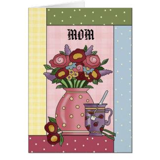 Carte de maman
