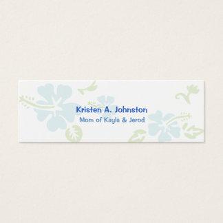 Carte de maman, télécarte personnelle