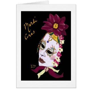 Carte de mascarade