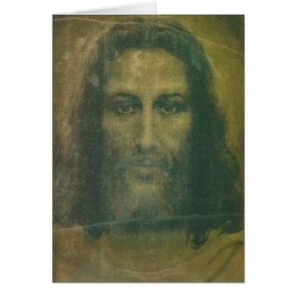 Carte de masse de visage saint