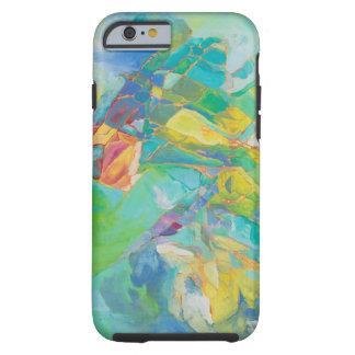 Carte de mon cas de téléphone d'art de MaryLea Coque iPhone 6 Tough